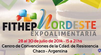 Con apoyo del gobierno provincial, empresas santafesinas participaron de la muestra FITHEP en Chaco